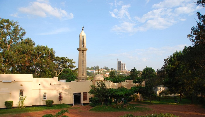 The Makerere University Mosque